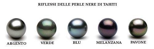 sfumature perle tahiti